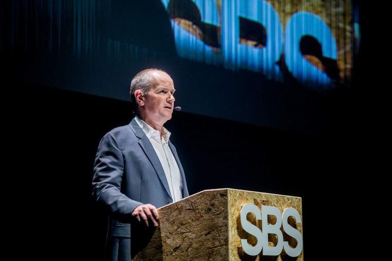Peter Quaghebeur, CEO van SBS Belgium