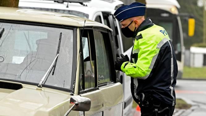 300 verkeersovertreders betrapt, van wie grootste deel aan file probeert te ontsnappen