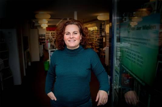 Nadine van den Hazelkamp.