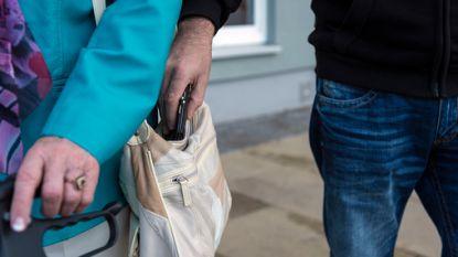 Steeds minder zakkenrollers in Leuven