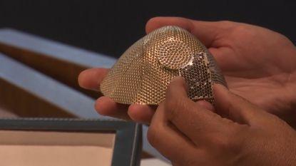 Juwelier werkt aan 'duurste mondmasker ter wereld': witgoud en 3.600 diamanten