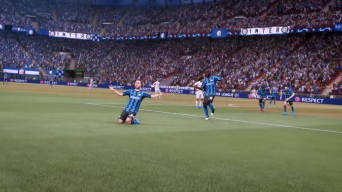 De Nederlandse Kansspelautoriteit legt de maker van de FIFA-games per week 500.000 euro boete op als zij het kopen van pakketjes met spelers niet uit hun spel verwijderen.