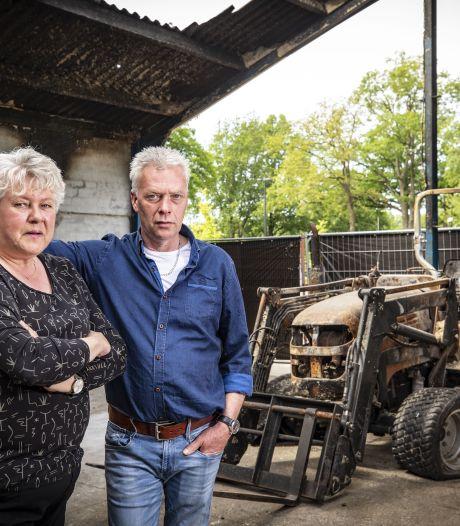 Bedrijf Boswerger Diervoeders in Geesteren na brand alweer bezig met wederopbouw: 'Binnen twee uur hadden we de vergunning voor de noodwinkel'