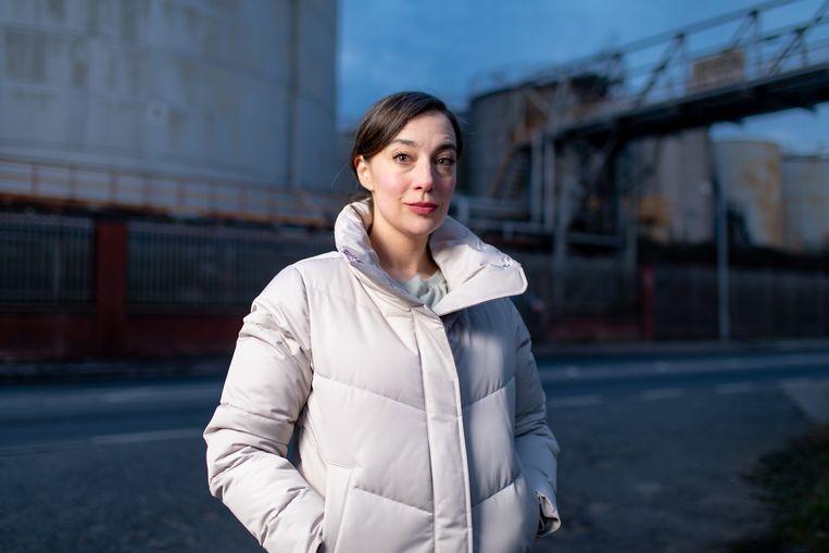 Tabitha Lasley: 'De vrouwen zorgen voor beschaving'  Beeld Matt Thomas / The Times