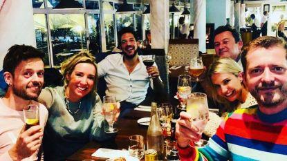Totale verrassing voor Kathleen Aerts op haar 40ste verjaardag