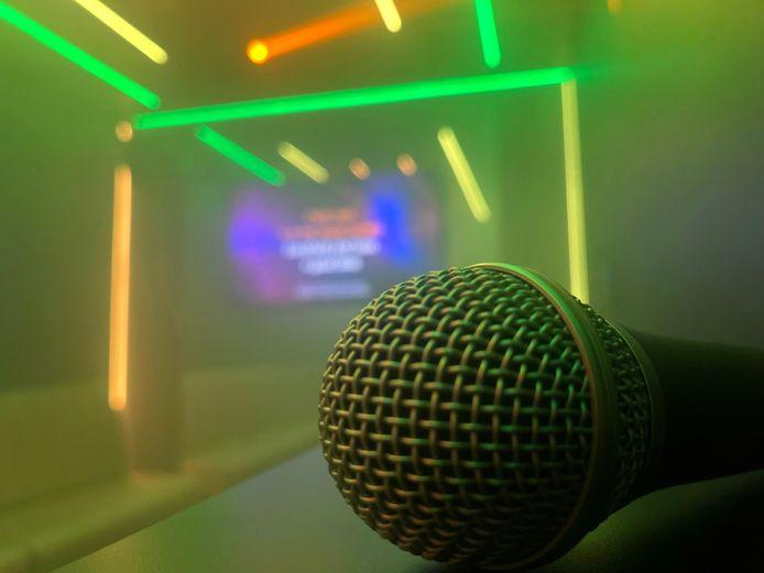 Midden juli opent het nieuwe karaokeconcept op de Noorderlaan 33.