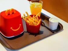 Vers la fin du tout jetable? De la vraie vaisselle testée dans les McDonald's français