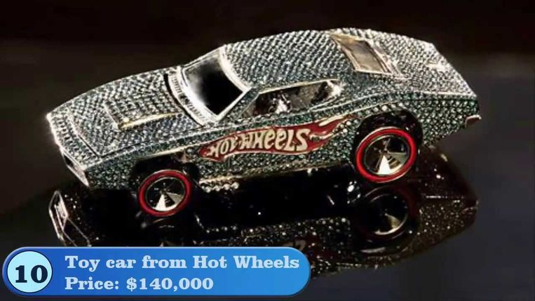 The World's Most Expensive Toys Beeld Youtube
