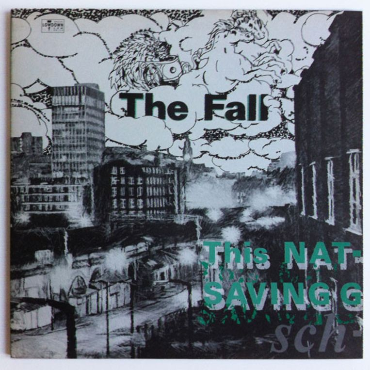 'This Nation's Saving Grace' (1985) van The Fall. Beeld Humo