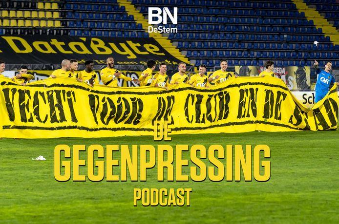 In Gegenpressing Podcast 39 is John Peek te gast.
