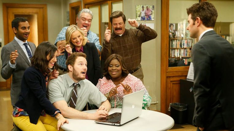 'Parks and Recreation' Beeld NBC