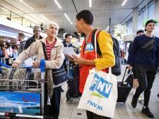 KLM schrapt morgen opnieuw vluchten door stakingen