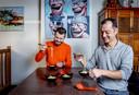 Bas Robben (30) Journalist en kookboekenschrijver. Net uit: Hotpot, over Aziatische soep. Kin-Ping Dun (45) Eigenaar van Dun Yong in Amsterdam, de oudste toko van Nederland.