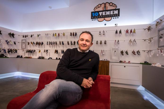 Kinderschoenen Eindhoven.Nieuwe Eigenaar Voor Schoenenwinkel 10 Tenen In Eindhoven