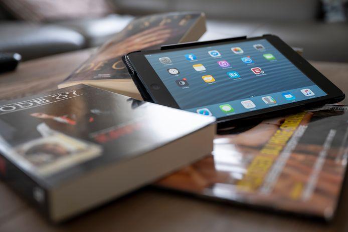 Verken de Zeelse bib met de tablet of smartphone.