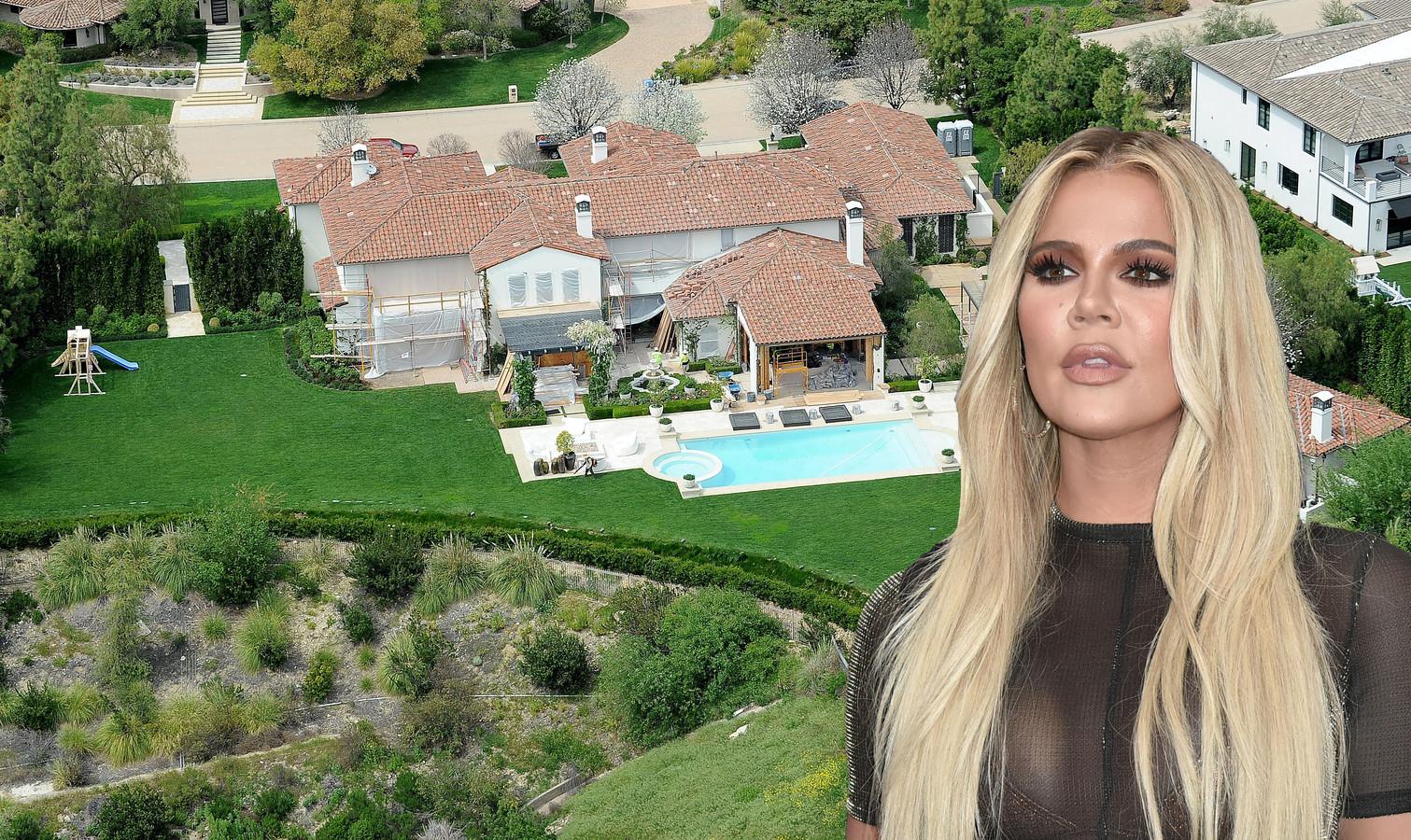Khloé Kardashian gaat verhuizen