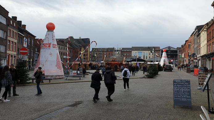 Village de Noël Charleroi