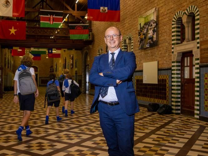 """'De meest prestigieuze school van België' heeft een nieuwe directeur: """"Voor kapitaalkrachtigen? Wij zijn open voor iedereen"""""""