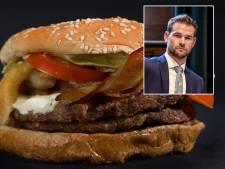 Wethouder strijdt tegen nog meer hamburgers, patat en andere fastfood