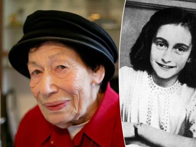"""Beste vriendin Anne Frank vertelt over hun jeugd: """"Sommigen zagen ons als twee-eenheid"""""""