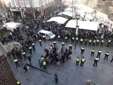Grijze piet in Eindhoven al voor zijn debuut vervangen door roetveegpiet