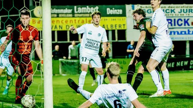 """Rienes Vanborm (Petegem) baalt na draw tegen Ninove: """"Er zijn ons twee punten ontnomen"""""""