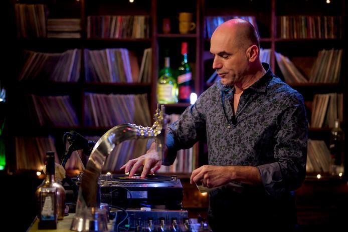 Leo Blokhuis maakte afgelopen jaar voor eerst deel uit van het dj-team van de NPO Radio 2 Top 2000.
