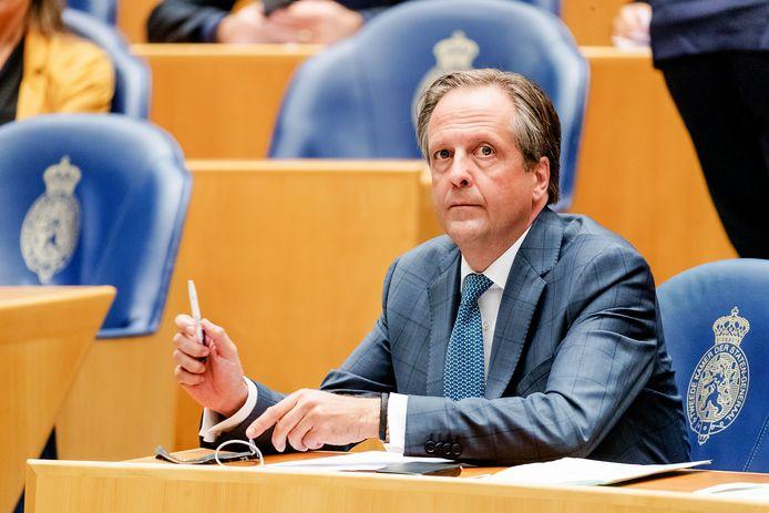 Alexander Pechtold, voormalig D66-Kamerlid.
