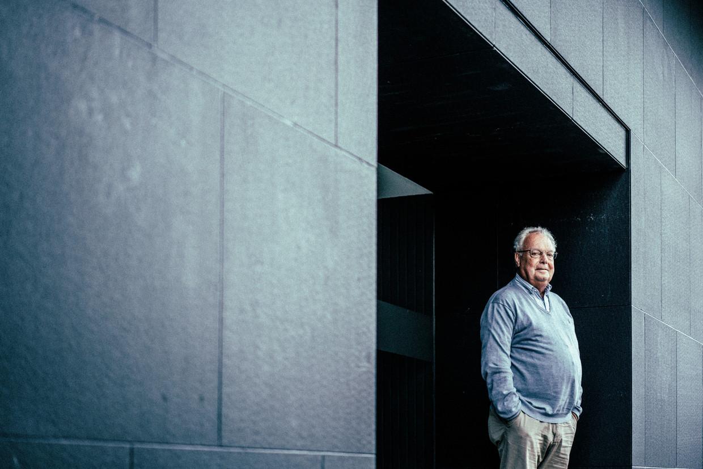 Roger Vanden Stock:  Beeld Thomas Sweertvaegher