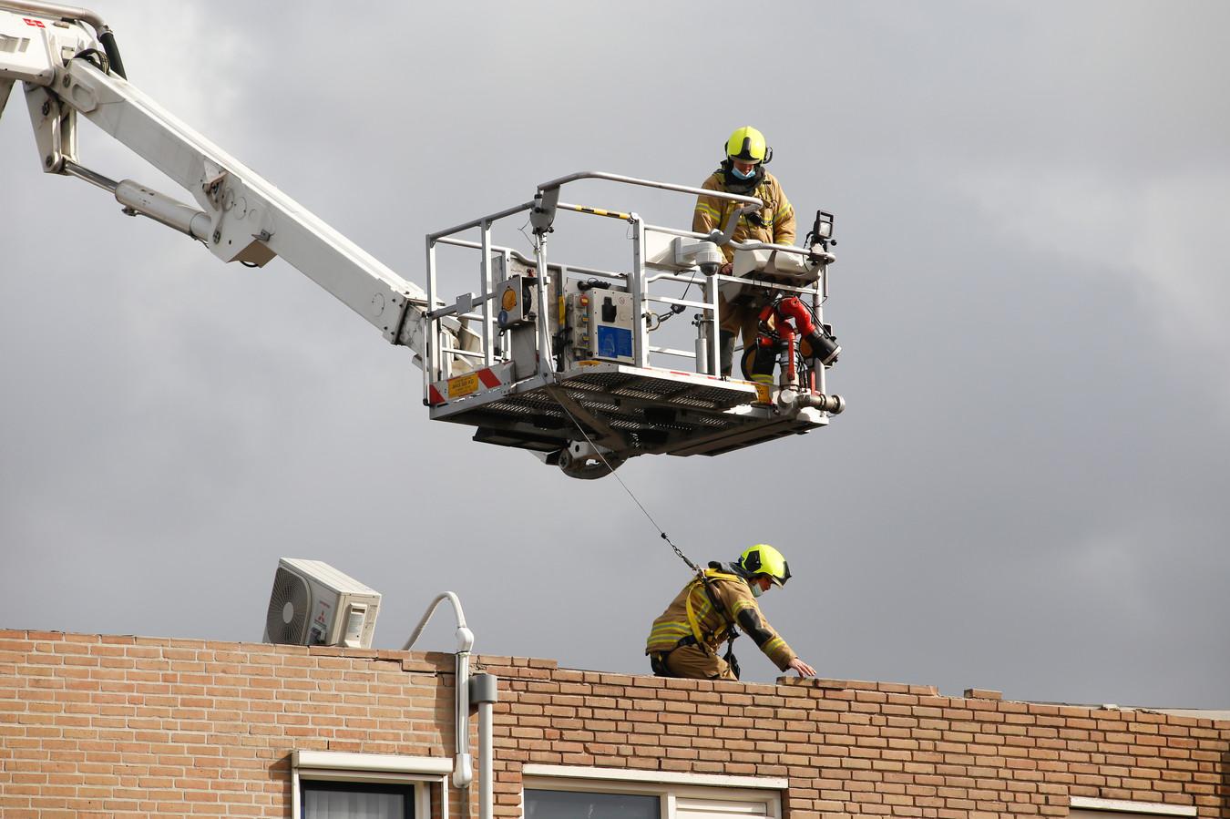 Schade Damsterdiep in Dordrecht.