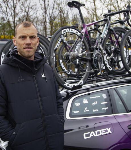 Lars Boom vol vuur met de wielermeiden op stap: 'De ploeg is hechter zonder Marianne Vos'