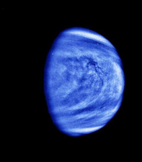 Onderzoekers vinden sterke aanwijzingen voor leven op Venus
