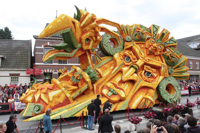 Buurtschap Laer-Akkermolen won in 2013 met 'Gekkengoud'.