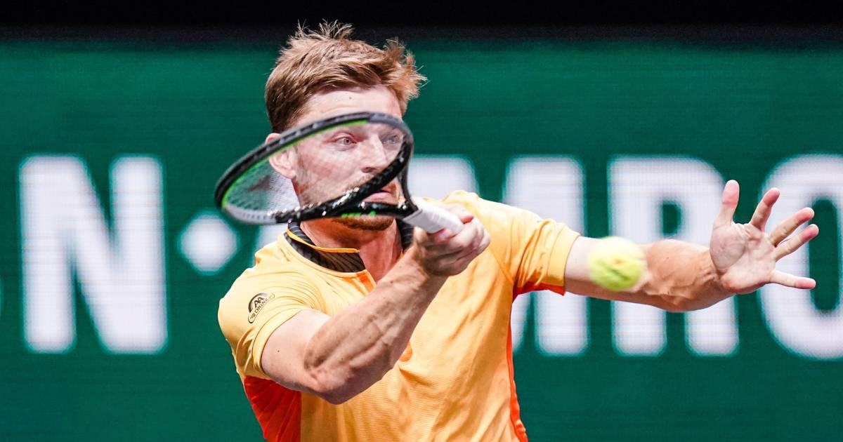 David Goffin quitte déjà Doha | Tennis - 7sur7