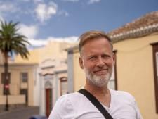 Erik Jan (51) maakte vulkaanuitbarsting mee op La Palma: 'Geen oog dicht gedaan'