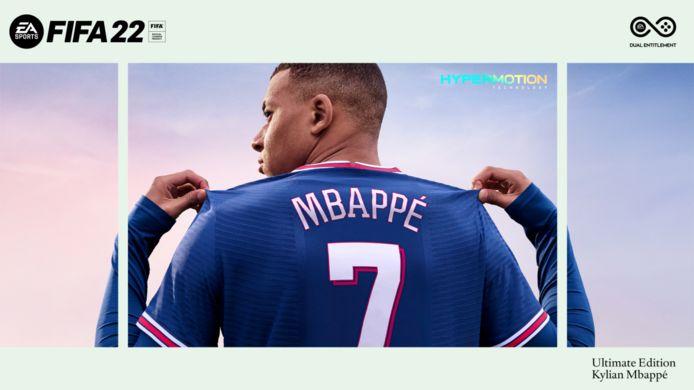 Fifa 22 verschijnt op 1 oktober met een nieuwe techniek die het spel nog realistischer moet maken.