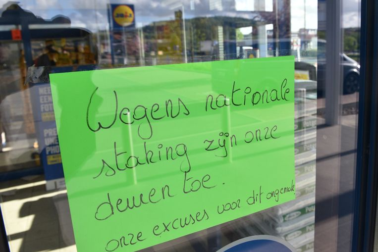 RONSE staking Lidl
