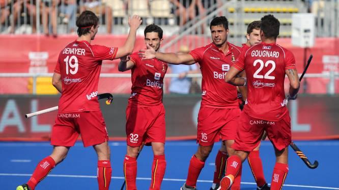 Les Red Lions invaincus après quatre rencontres