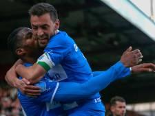 PEC Zwolle pakt cruciale punten dankzij late treffers bij Excelsior