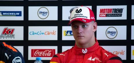 Ferrari neemt Mick Schumacher op in talentenprogramma