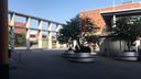 Een leeg station Den Bosch.