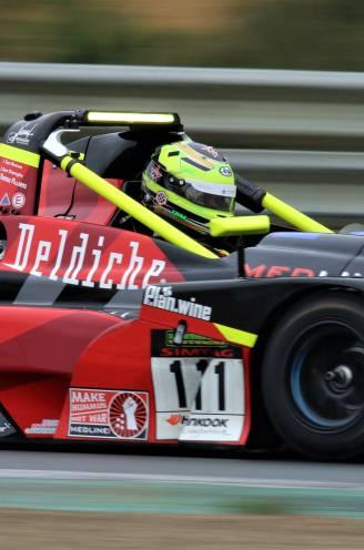 Tom Boonen wint race in de Supercar Challenge op de Hockenheimring