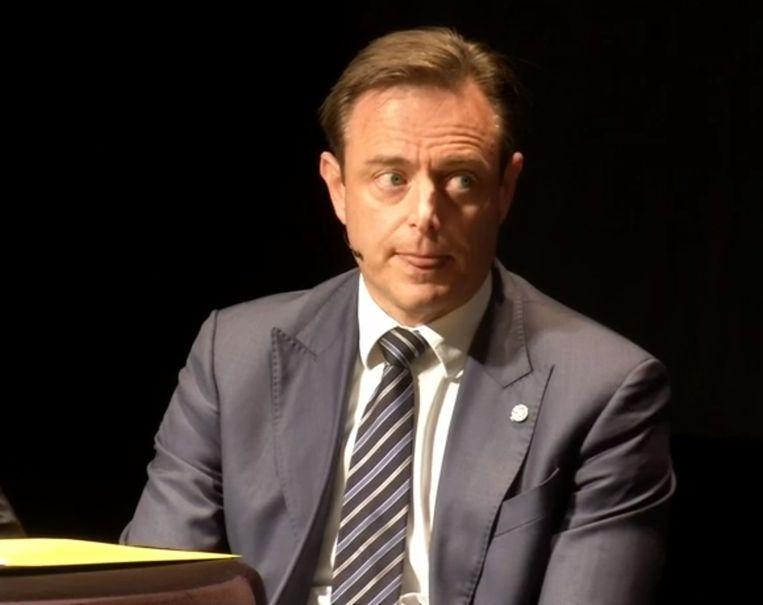 Bart De Wever. Beeld rv