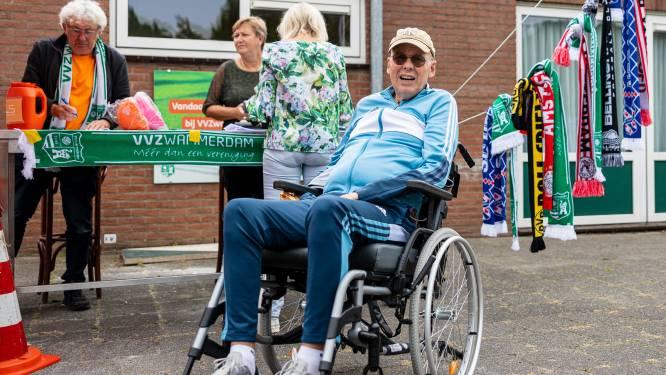 Winst Zwammerdam mooie bijkomstigheid op dag dat Stichting ALS centraal staat: 'Als er iets is, sluiten de rijen'