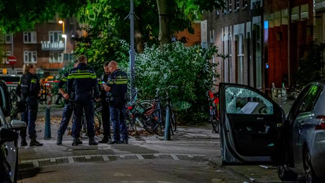 Man (45) zwaargewond na schietpartij in Rotterdam-Delfshaven, dader spoorloos