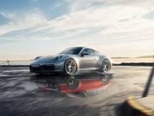 'Gevaar aquaplaning Porsche 911 onder controle'