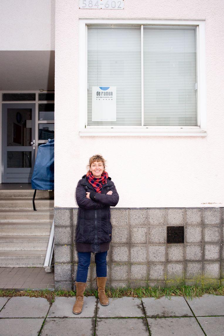 Valerie van Leersum Beeld Marjolein van Damme