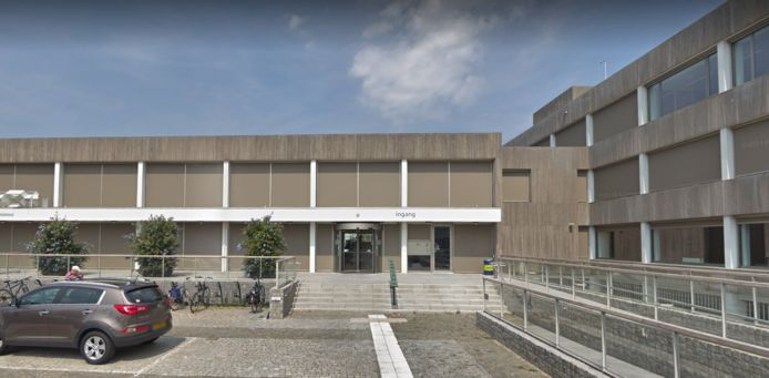 Het gemeentehuis van Gooise Meren in Bussum