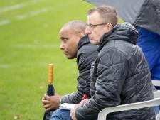 Goes en trainer Ruud Pennings uit elkaar