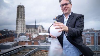 Lunalia organiseert 'hoogste Beethoven concert' in Sint-Romboutstoren